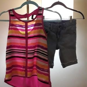 Lot of Girls Clothes Size M 8 Several Brands